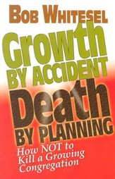 Growth by Accident, Death by Planning - eBook