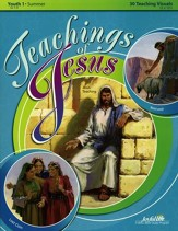 Teachings of Jesus Youth 1 (Grades 7-9) Teaching Visuals