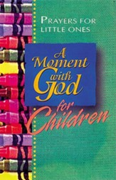 A Moment with God for Children - eBook
