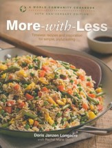 More-with-Less Cookbook: 40th Anniversary Edition