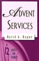 Just in Time Series - Advent Services - eBook