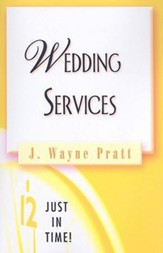 Just in Time Series - Wedding Services - eBook