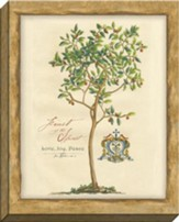 Fruit Of the Spirit: Love, Joy Peace Framed Art