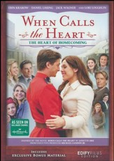 When Calls the Heart: The Heart of Homecoming, DVD  - Slightly Imperfect