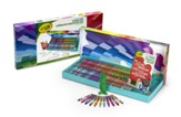 Crayon Set, 72 Pieces