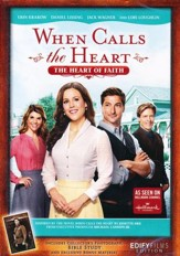 When Calls the Heart: The Heart of Faith, DVD