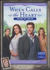 When Calls the Heart: Heart of Truth, DVD