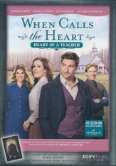 When Calls the Heart: Heart of a Teacher, DVD
