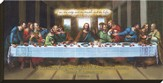 I Am The Way, Last Supper Canvas Art