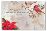 Make a Joyful Noise Christmas Cards Box of 20 Make a Joyful Noise unto the Lord