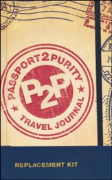Passport2Purity Travel Journal Replacement Kit
