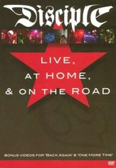 Live, At Home & On The Road, DVD