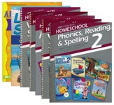 Grade 2 Homeschool Parent Full-Grade Kit