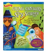 Crime Catchers Spy Kit