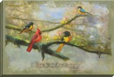 May The Lord Bless You, Birds Canvas Art, Numbers 6:24