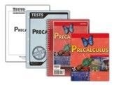 BJU Math 12: Pre-Calculus Homeschool Kit