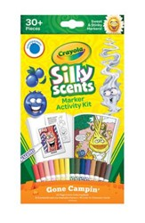 Silly Scents, Marker Activity Kit, Gone Campin'