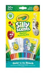 Silly Scents, Marker Activity Kit, Goin' to the Beach