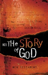 NIV The Story of God New Testament, softcover