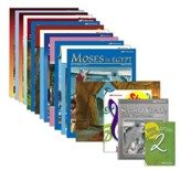 Abeka Bible Curriculum Materials Grade 2 Kit