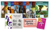 Abeka Bible Curriculum Materials Grade 4 Kit