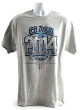 Class of 2014 Short Sleeve Tee, Small (36-38)