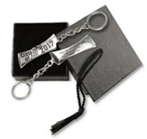 2017 Graduation Key Ring with Cap Box