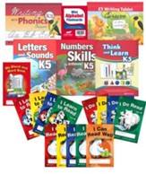 Grade K5 Child Kit (Cursive Edition), New Edition