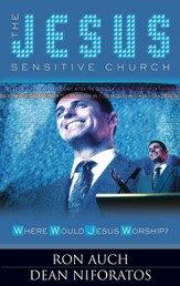 The Jesus Sensitive Church - eBook