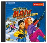 ClueFinders Math Adventures on CD-Rom (for Windows & Macintosh)
