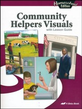 Abeka Homeschool Community Helpers Visuals