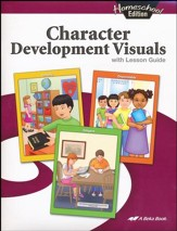 Abeka Homeschool Character  Development Visuals