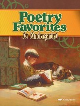 Abeka Poetry Favorites for Kindergarten