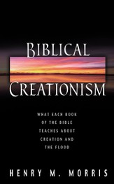 Biblical Creationism - eBook