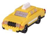 Nano Block, New York Taxi, Yellow