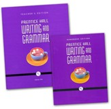 Prentice Hall: Writing and Grammar 10th Grade Homeschool Bundle