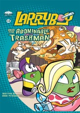 LarryBoy and the Abominable Trashman! - eBook