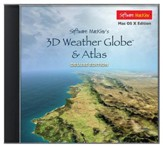 3D Weather Globe & Atlas Deluxe on CD-Rom (MAC OS X  Version)