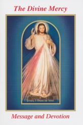 The Divine Mercy Message & Devotion, Large Print