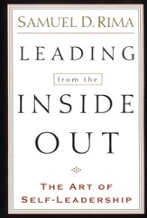 Leading from the Inside Out: The Art of Self-Leadership - eBook