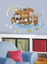 Noah's Ark, Vinyl Wall Stickers