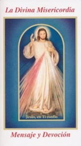 La Divina Misericordia Mensaje y Devocion, The Divine Mercy Message & Devotion
