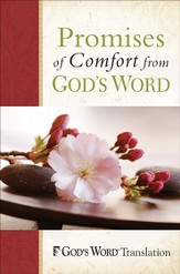 Promises of Comfort from GOD'S WORD - eBook