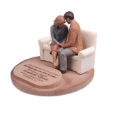 Pareja Orando, Figura (Praying Couple, Figurine)