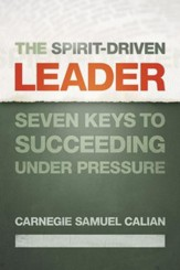 The Spirit-Driven Leader - eBook