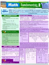 Math Fundamentals 2 Chart