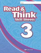 Read & Think Skill Sheets 3