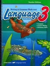 Language 3 Teacher's Edition
