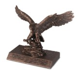 Aguila, Escultura  (Eagle Sculpture, Spanish, Small)