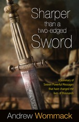 Sharper Than a Two-Edged Sword - eBook